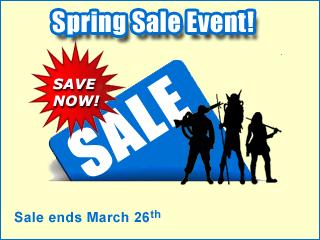 Spring Sale Event!
